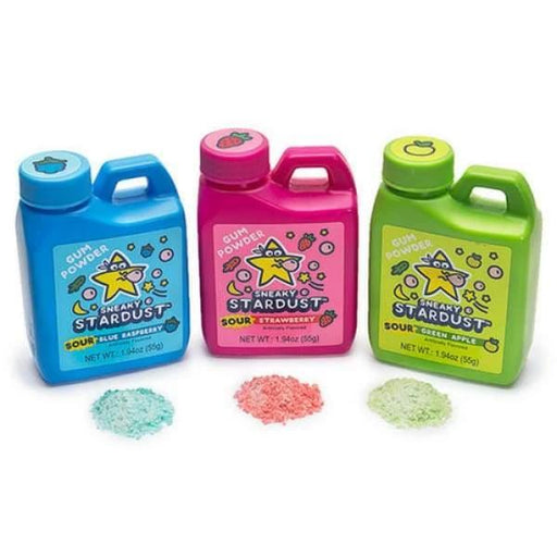 Sour Sneaky Stardust Bubble Gum Kidsmainia - 2010s Bubble Gum bubblegum Era_2010s Gum