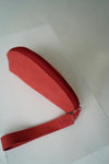 Mini Halo Wristlet - Red