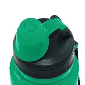 Nomader Collapsible Water Bottle (Green) - 2 pack