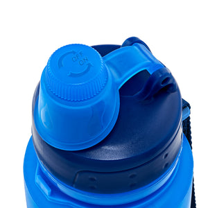 Nomader Collapsible Water Bottle (Vibrant Blue) - 2 pack
