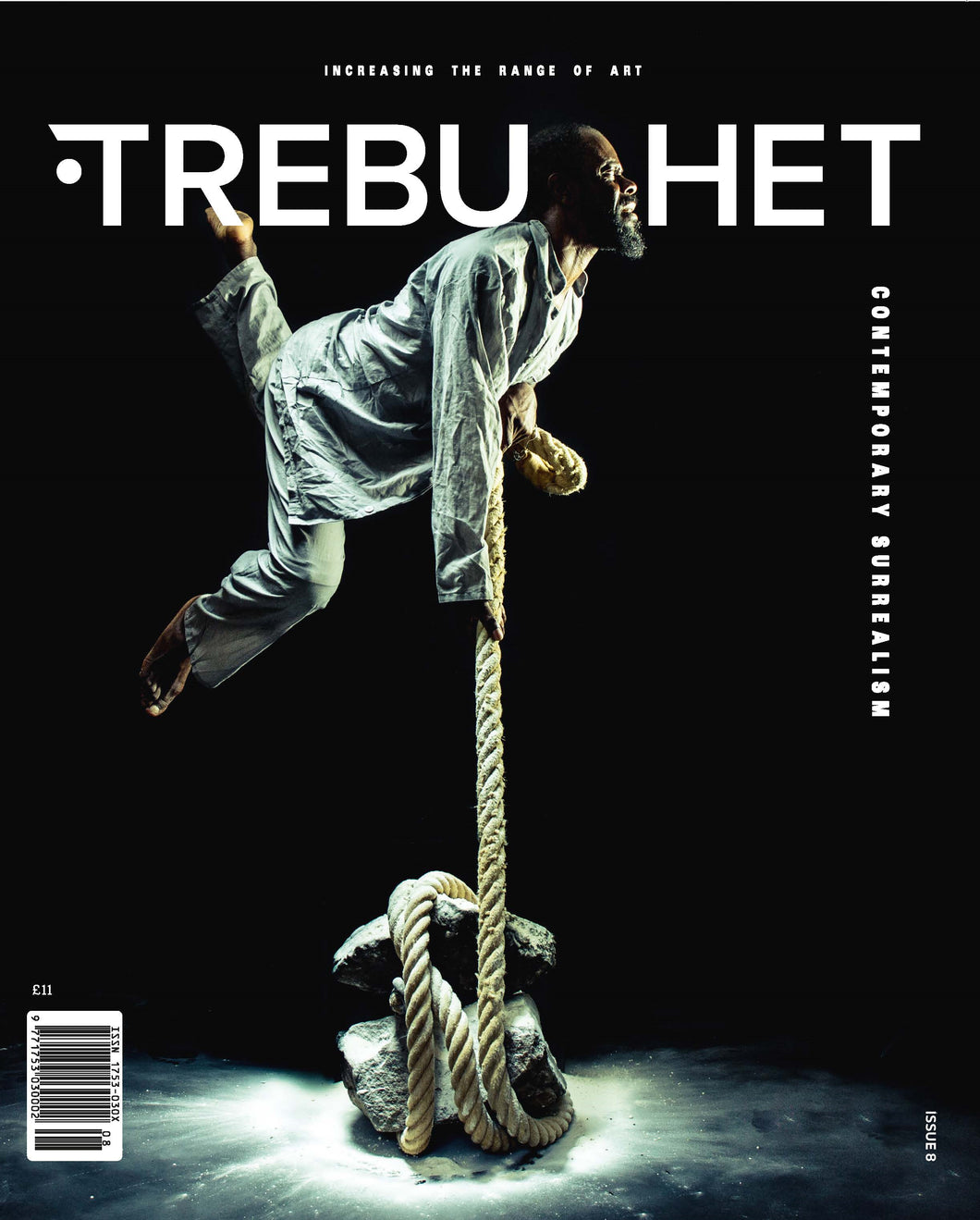 Trebuchet 8 : Contemporary Surrealism [UK]