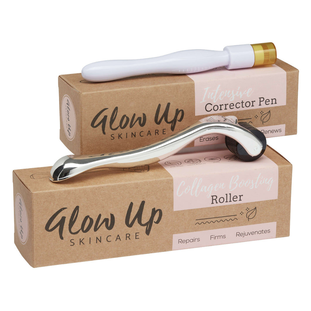 Glow Up Collagen and Correct Duo Set - Glow Up Skincare