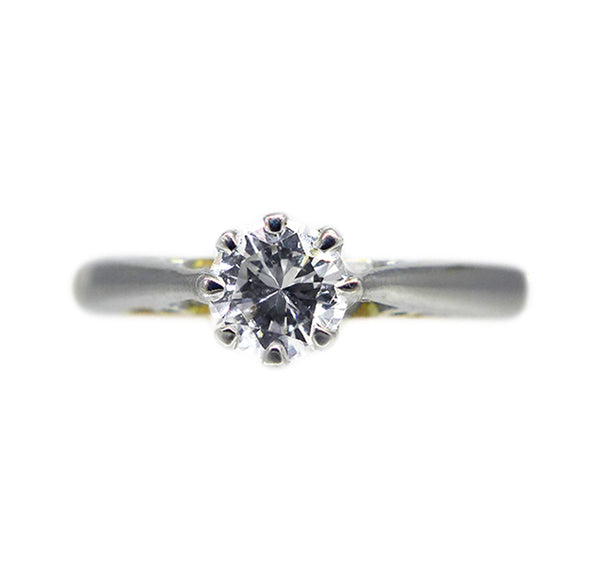 1940s_Diamond_engagement_Ring