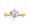 1950s Solitaire Diamond Ring