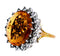 Filippo_Chiappe_Golden_Topaz_Ring