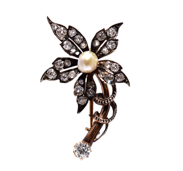 Victorian_Natural_Pearl_Diamond_Brooch