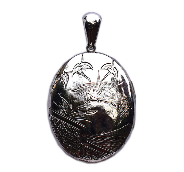 Victorian_Silver_chinoiserie_locket