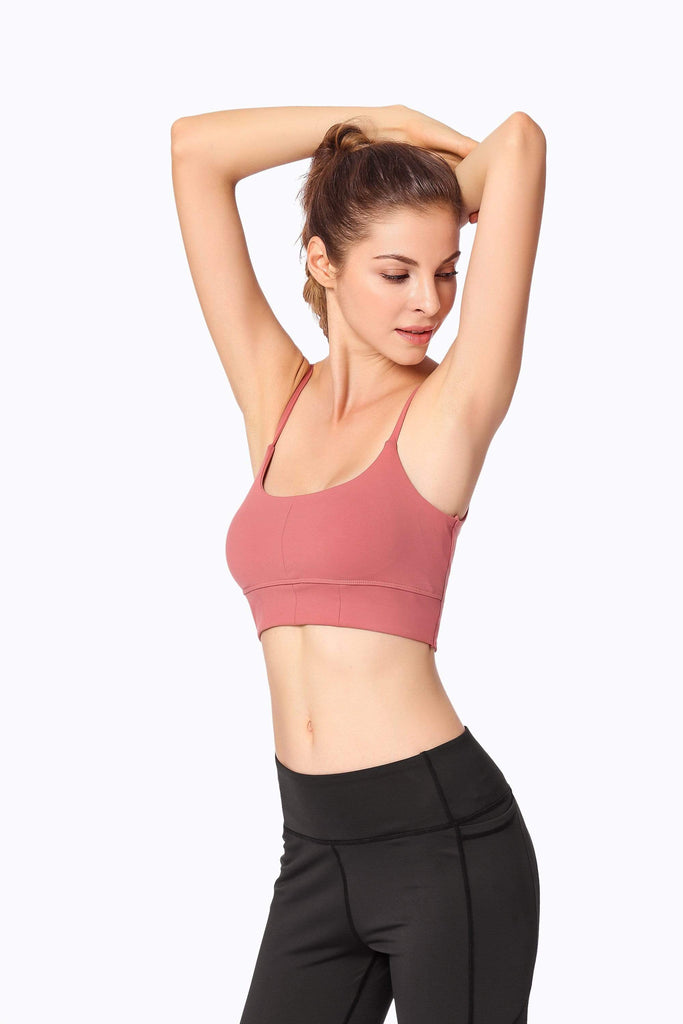 Open Back Yoga Athletic Undergarment