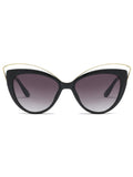 Retro Cat Eye Sunglasses(Include glasses box)