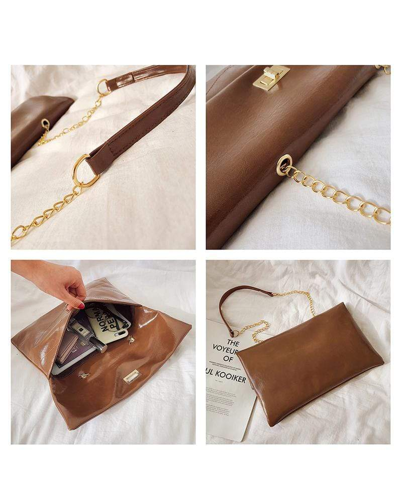 Chain Strap Shoulder Chain Messenger Bags