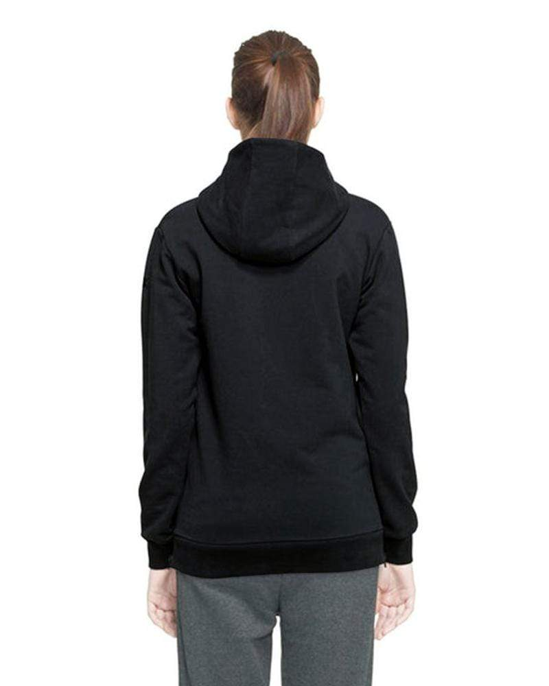Exlura Eye Digital Printing High Collar Hooded Sweater