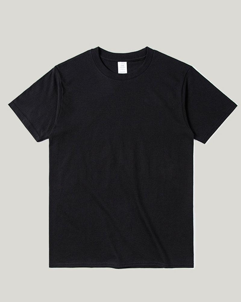 Cotton Regular Short-sleeved T-shirts