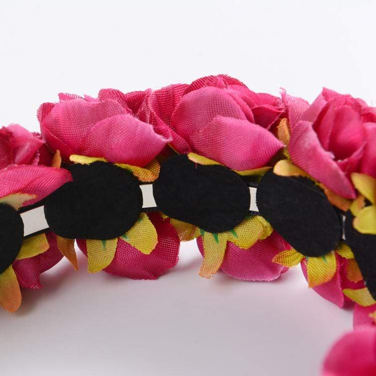 Flower Fairy  Rose Flower Hair Band