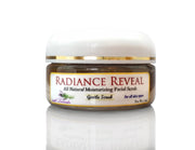 Radiance Reveal All-Natural Moisturizing Facial Scrub