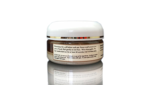 Radiance Reveal All-Natural Facial Scrub - 3 Month Supply