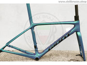 Giant tcr advanced sl disc frameset - 2021