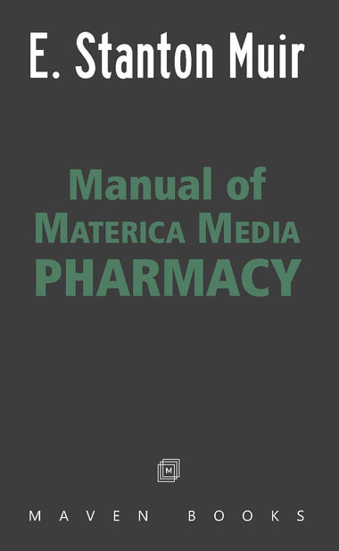 Manual of MATERICA MEDIA PHARMACY
