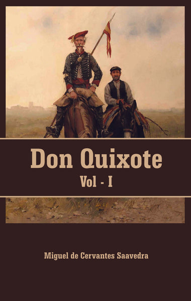 Don Quixote (2 Volumes)