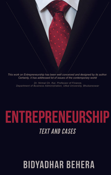 Entrepreneurship Text and Cases