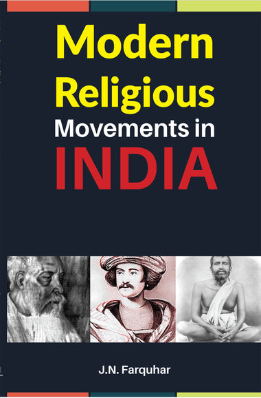 MODERN RELIGIOUS MOVEMENTS IN INDIA