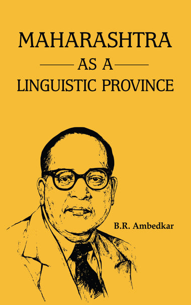 MAHARASHTRA AS A LINGUISTIC PROVINCE