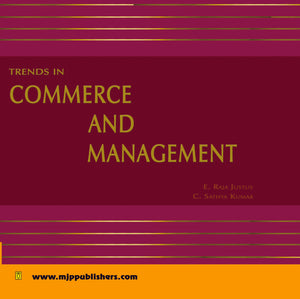 Trends in Commerce and Management