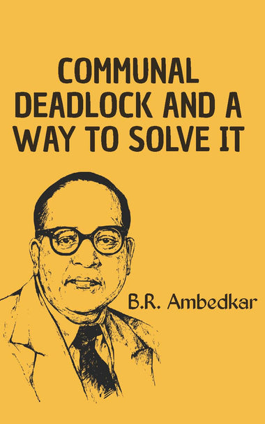 COMMUNAL DEADLOCK AND A WAY TO SOLVE IT