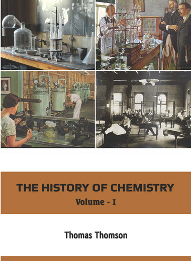 THE HISTORY OF CHEMISTRY (2 Volumes)