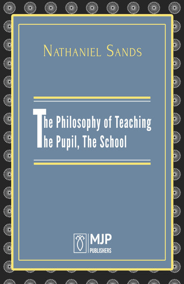 THE PHILOSOPHY OF TEACHING
