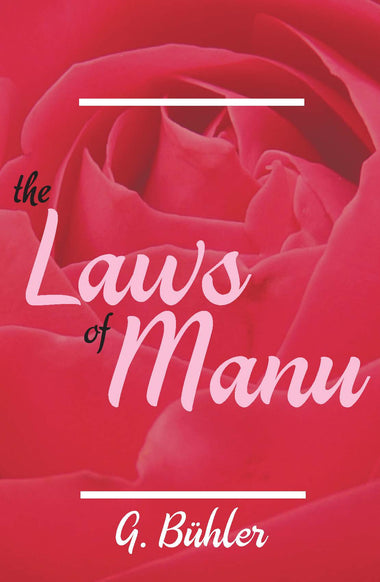 THE LAWS OF MANU (G Buhler)