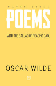 POEMS WITH THE BALLAD OF READING GAOL