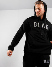 Load image into Gallery viewer, HOODIE | REFLECTIVE PRINT - BLAK APPAREL