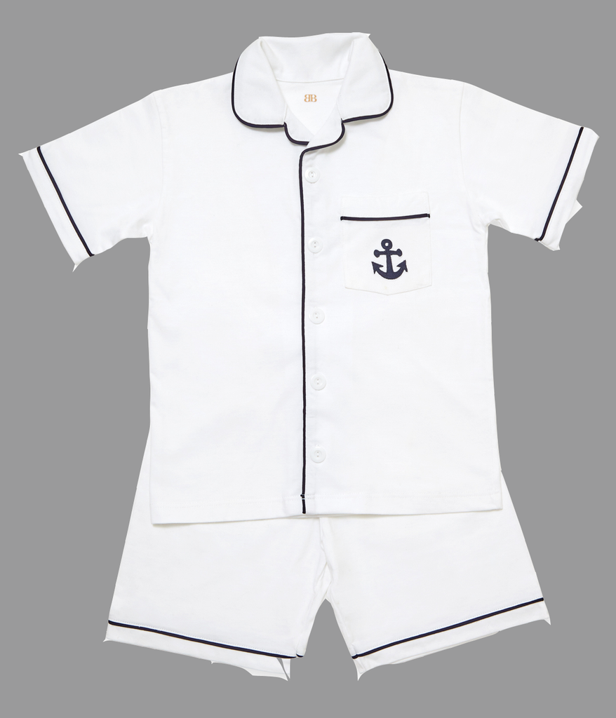 Boys Two Piece-Anchor