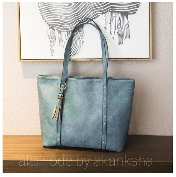 Out of the Box Tote Bag - Alamode By Akanksha