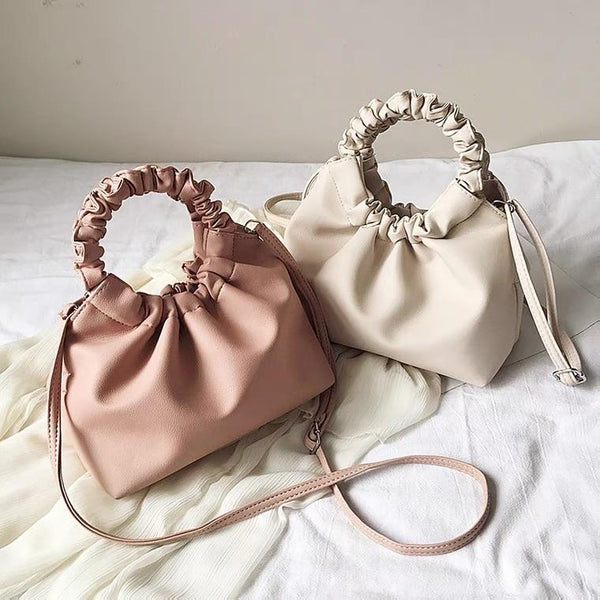 Riley Statement Bucket Bags