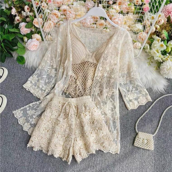 Cynthia Coord Set - 3 Piece