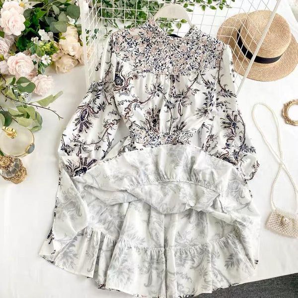Paisley Summer Dress