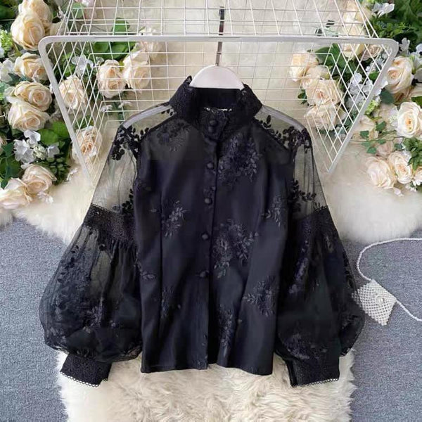Myra luxury blouse