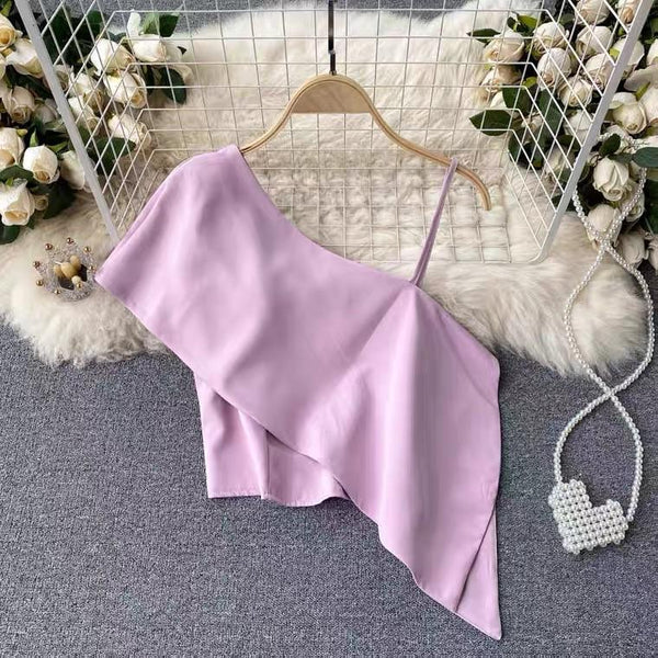 Lily One Shoulder Top
