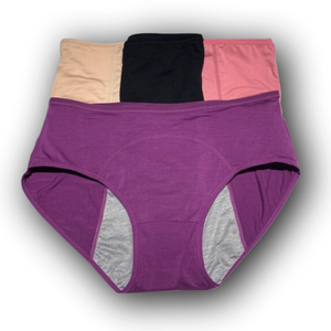 1 pc Period Panties Reusable Menstrual Underwear Leak Proof