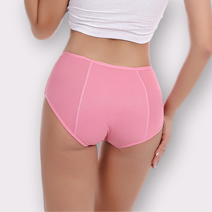 3 pcs Period Panties Reusable Menstrual Underwear Leak Proof