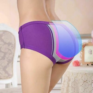 5 pcs Pee Proof Panties Leak Proof Zorbies