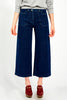 Simone Wide Leg Denim | dark indigo