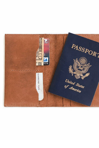Alem Passport Wallet | 3 colors