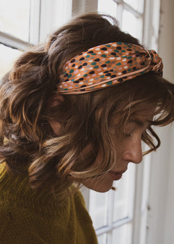 Hadria Dotted Headband