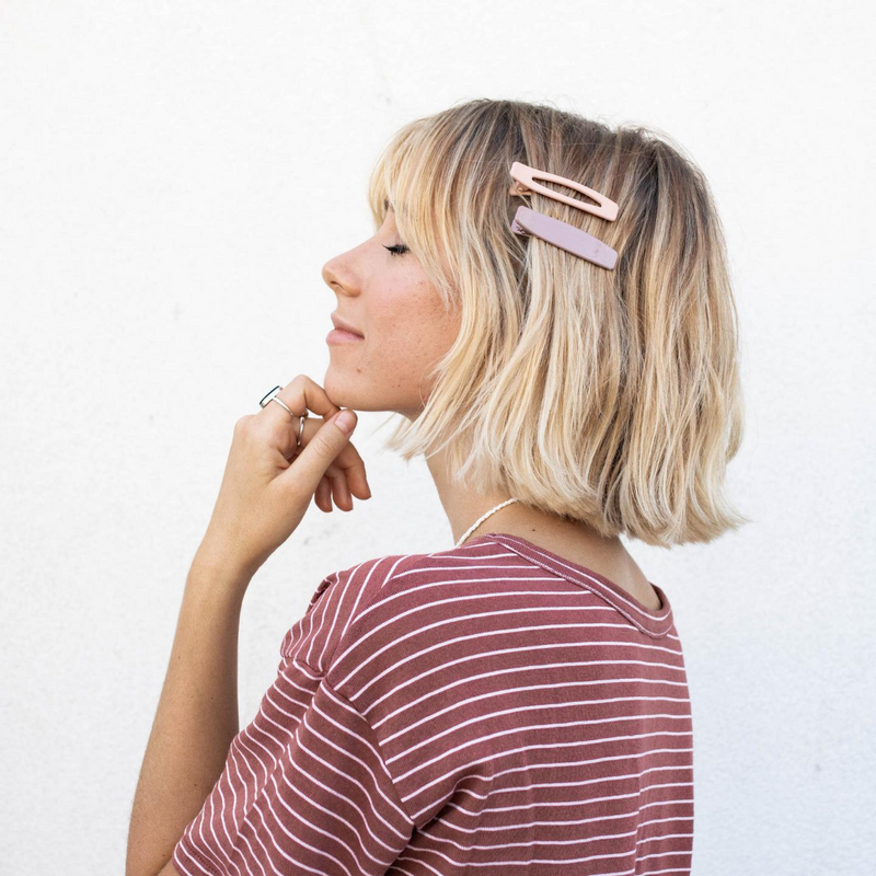 Lani Hair Barette Clip | Multiple Colors
