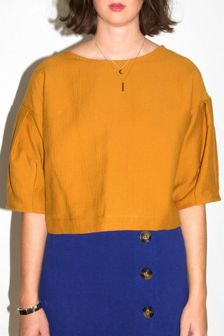 Close to You Top | Ochre