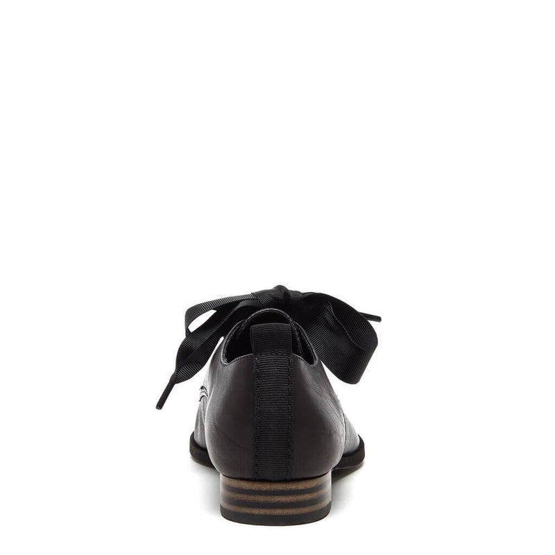 Oxford Slate Black Shoes