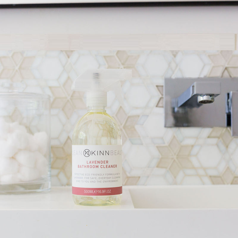 Kinn lavender eco bathroom cleaner