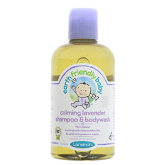Organic shampoo and body wash
